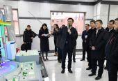 章建华赴中核集团公司调研 强调狠抓核能科技创新