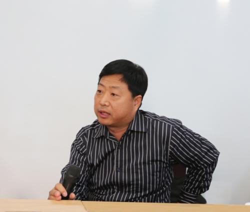 【北京市科学技术委员会党组成员、副主任张光连】