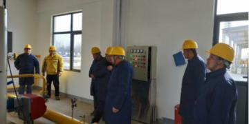 阜阳市发改委检查界首市天然气长输管道安全保护工作