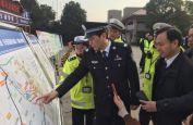 湖南省副省长,公安厅厅长许显辉督导检查春运交通安全