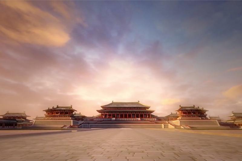 2018西咸新区创新城市发展方式宣传片
