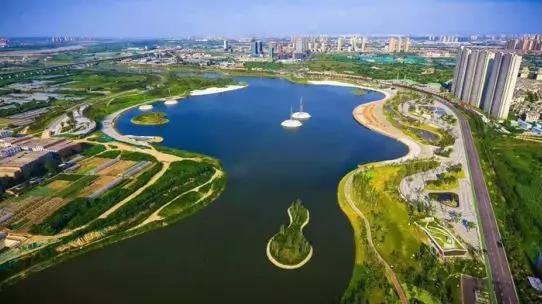 五年蝶变———西咸新区创新城市发展之路