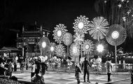 """小年儿夜京城亮起""""会说话的灯笼"""""""