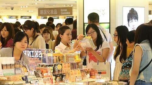 化妆品是韩国第三大出口涨幅最大产品种类