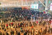 春节7天全国共发送旅客4.21亿人次