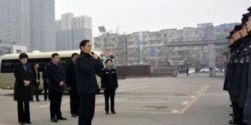春节我在岗 筑牢安全墙——山东鄄城