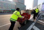 哈市交警部门开展整治摩托车、港田车专项行动