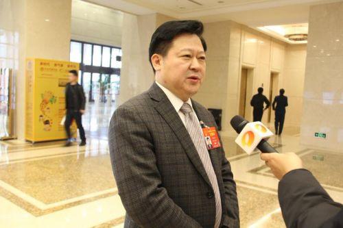 刘志仁接受采访