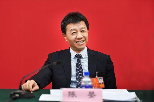 贵阳市市长陈晏,全国人大代表
