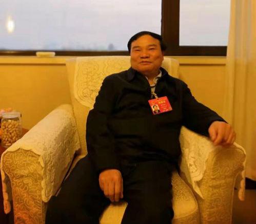 全国人大代表、湖南省发展改革委主任胡伟林