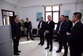 哈尔滨市检察院监督检查转作风优环境成效显著