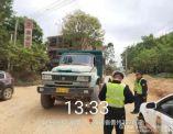 儋州交警3天查扣13辆违规农用车