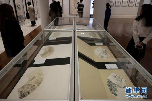 (图文互动)(4)中国美术馆藏任伯年人物画特展在港开幕