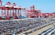 青岛成中国第二大平行车进口口岸