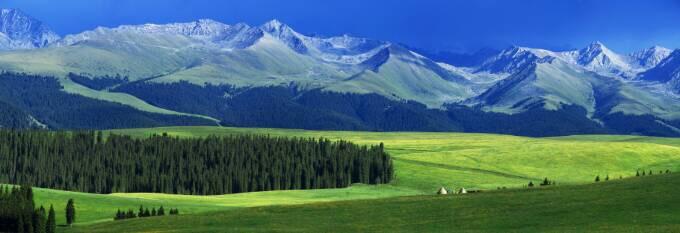 畅游大草原,情系那拉提