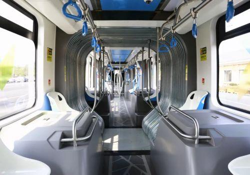 永修智轨列车3