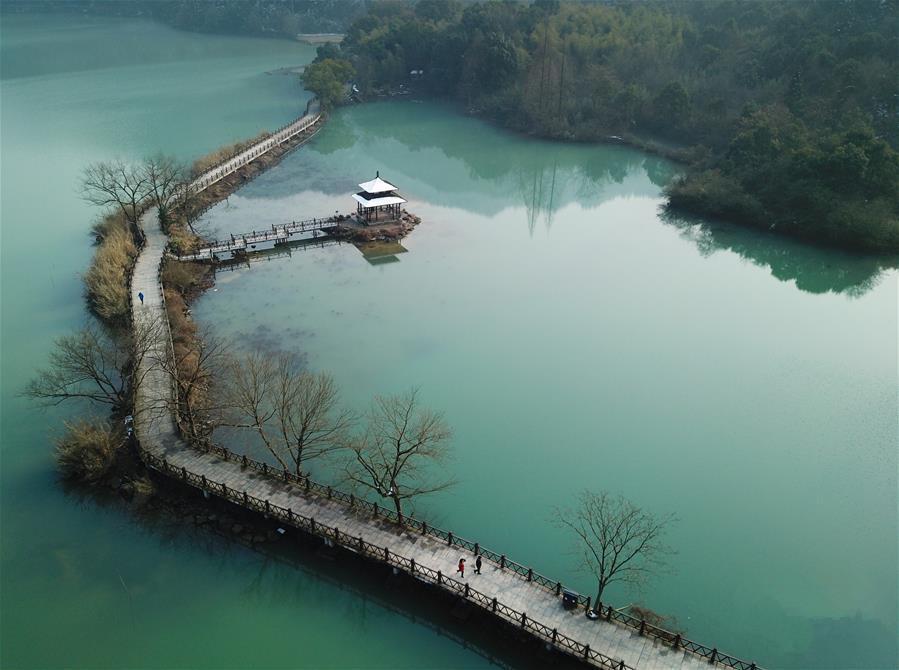 城市绿道连接杭州城乡,创新活力营造新空间