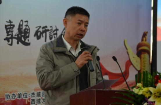 讲好中国故事,传播中国声音,为艺术家搭建起中国文化教育平台