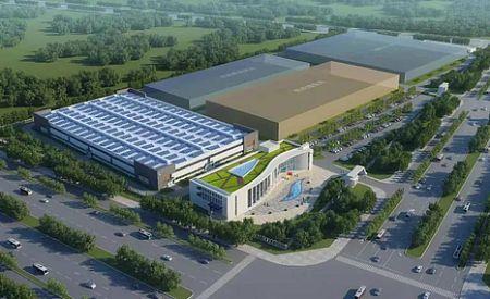西咸新区2019年第一批59个重大项目集中开工
