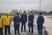 安徽界首市应急管理局检查天然气长输管道安全保护工作