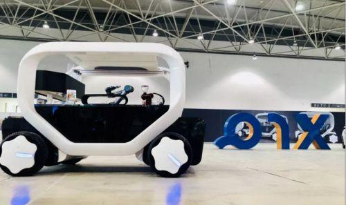"""""""贵阳造""""无人驾驶移动空间将驶进未来新城"""
