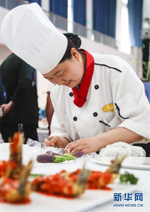 #(社会)(1)2019中国淮扬菜大师邀请赛开赛