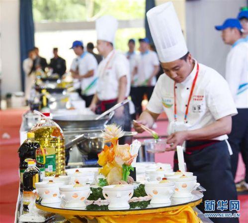 #(社会)(2)2019中国淮扬菜大师邀请赛开赛