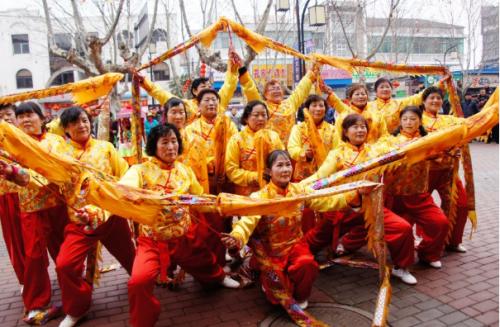 生态旅游看瓜洲:看瓜洲新春文艺踩街,过最有年味的春节!
