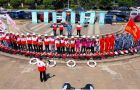 """湖南省红十字应急救援队举行""""5.12防灾减灾""""实战联合演练活动"""
