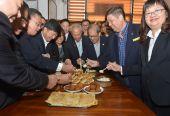 马来西亚经济界考察团访问浙江嵊州