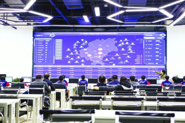 """推动贵阳大数据安全产业""""从无到有,从有到优"""""""