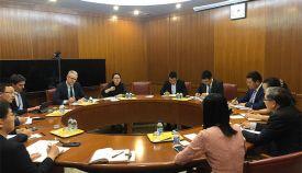 国家发展改革委与法国开发署共同推动中法第三方市场合作