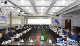 中哈签署《中哈合作委员会科技合作分委会第八次会议纪要》