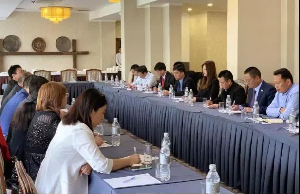 齐赢会与吉尔吉斯坦国际产能合作迸发新热潮