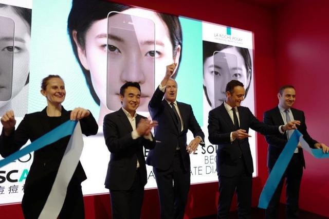 欧莱雅联合阿里,发布全球首个移动端AI痘痘检测应用