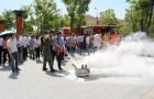 合肥肥东县组织文保点开展全县消防安全应急演练