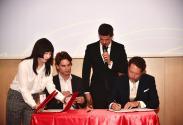 """天九共享西欧公司正式成立 致力于推动全球化""""幸福共享"""""""