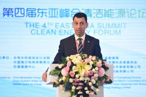 聯合國亞太經社會副執秘Mr.Kaveh Zahedi