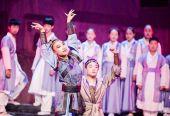 奉贤学子共演原创古典舞剧 第二届《少年木兰》完美落幕