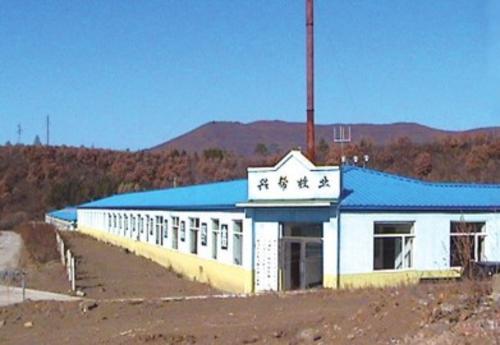 汪清县兴帮牧业有限公司养殖、办公区