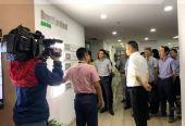 區長王兆波帶領寧波市鄞州區相關部門到訪杰博人力資源,調研人力資源產業發展