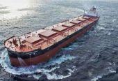 全球首艘超大型智能原油船在辽宁大连成功交付