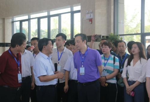 钟祥彭墩国家产业融合发展示范园被树为全国典型