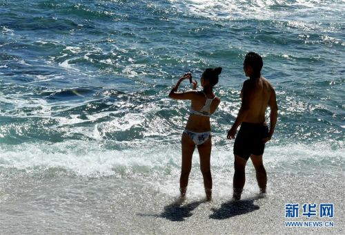 (图文互动)(3)旅游旺季来临 台湾业者各展身手引游客