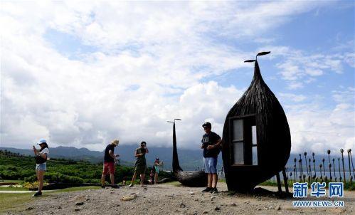 (图文互动)(7)旅游旺季来临 台湾业者各展身手引游客