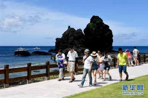 (图文互动)(2)旅游旺季来临 台湾业者各展身手引游客