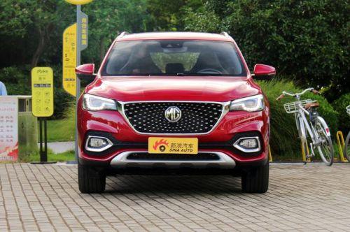 国VI排放 新款名爵HS 30T车型7月1日上市