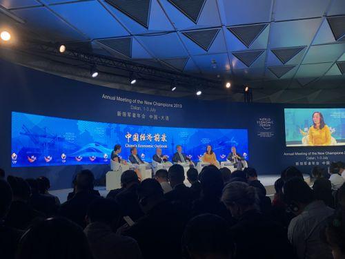 """""""中国仍然是非常强大的全球经济的主要贡献者"""""""