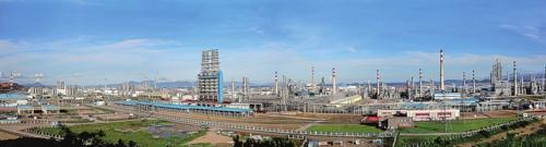 惠州大亚湾石化区全景图 林海/摄