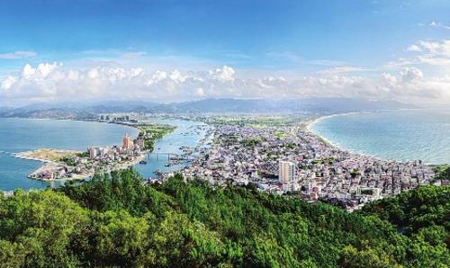 惠州双月湾 林海/摄
